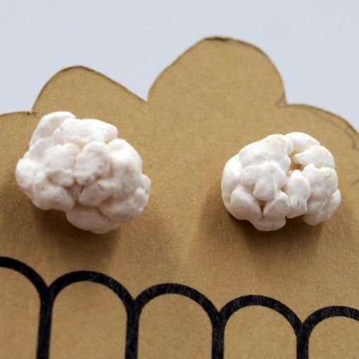 Náušnice Popcorn 1 - Pangea Boards