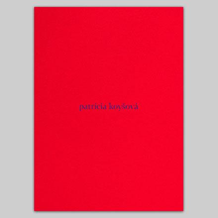 Catalogue 2018 - Patrícia Koyšová / katalóg umeleckých diel