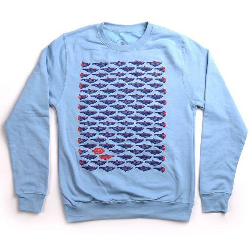 Fish - Popular / mikina