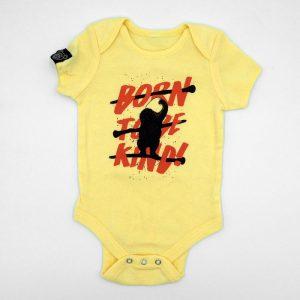 Born to be Kind žlté - Popular / detské body