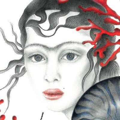 Magic Coraline - Katarína Branišová / grafika