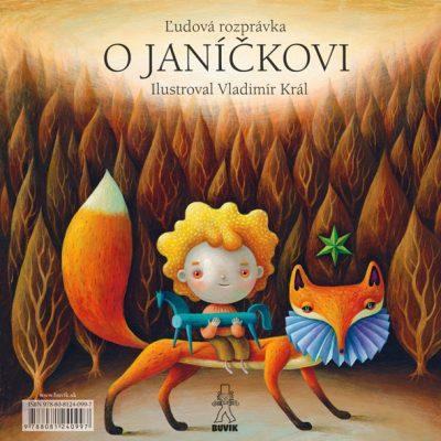 Janko Hraško / O Janíčkovi - M. Ďuríčková / kniha