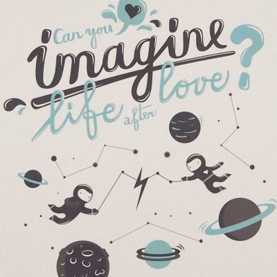 Can You Imagine - Popular / plagát