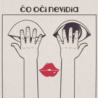Čo oči nevidia - Popular / plagát