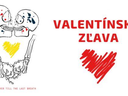 Valentín – láska je tu ❤