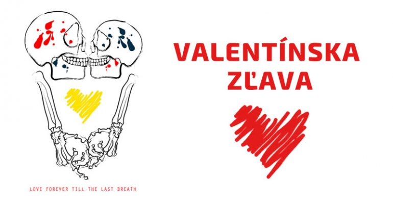 f5fd7783f39c Valentín - láska je tu ❤ - ArtAttack Shop