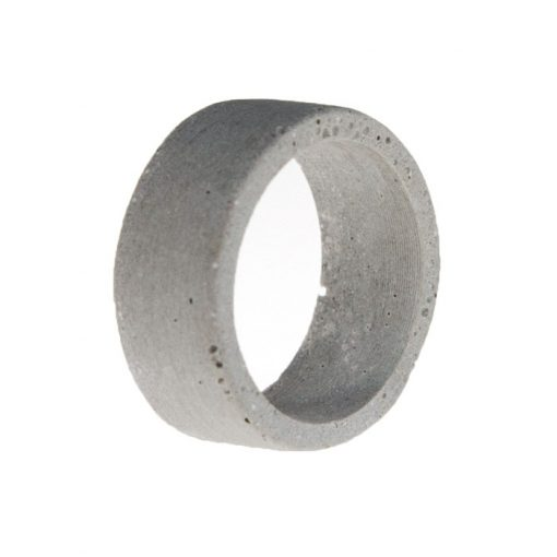 Beton Basic / prsteň