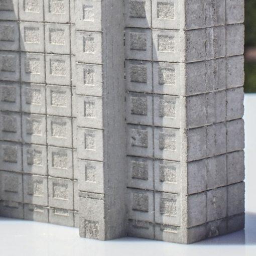 Panelák - Betonexport / socha