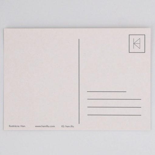 Han / pohľadnica