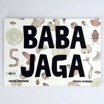 Baba Jaga - K. Veverková / kniha