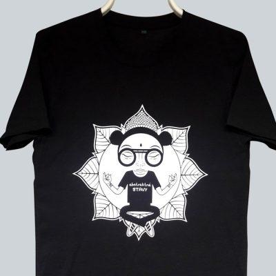 Meditate / tričko