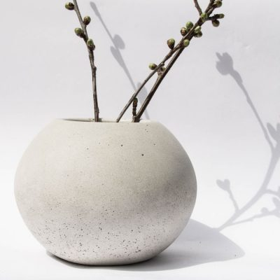 Concrete Vase - BetonBasic / váza