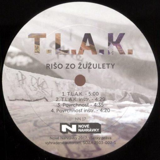 Rišo Zo Žužulety - T.L.A.K. / Znamenie / vinyl