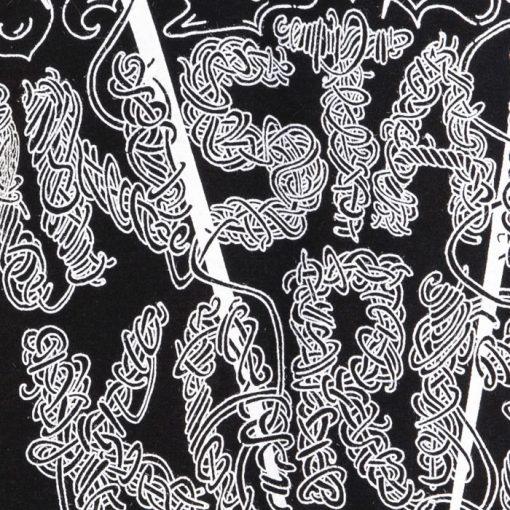 Instant Karma čierne / tričko