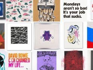 Máj lásky čas: Nové obrázky môžu skrášľovať vašu prázdnu stenu