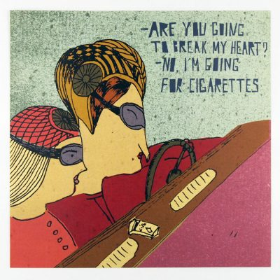 Are you going... - Pangea Boards / grafika