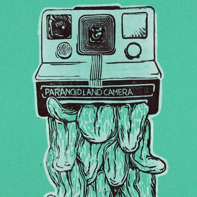 Paranoidland Camera #1 - Pangea Boards / grafika