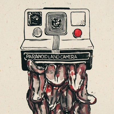 Paranoidland Camera #2 - Pangea Boards / grafika