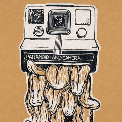 Paranoidland Camera #4 - Pangea Boards / grafika