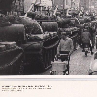 August 1968 - Foto Laco Bielik #5 / pohľadnica
