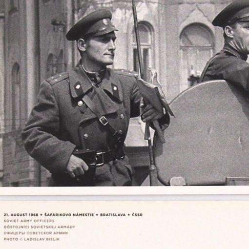 August 1968 - Foto Laco Bielik #4 / pohľadnica