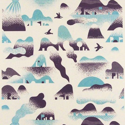 Island - Popular / plagát