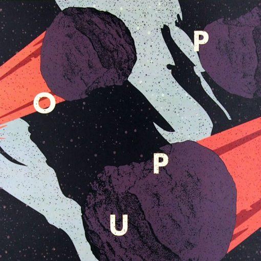 Meteorites - Popular / plagát