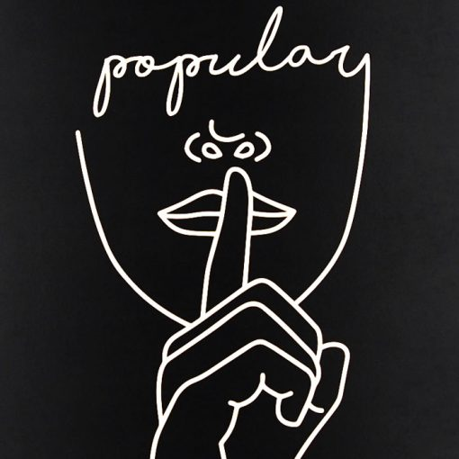 Ticho - Popular / plagát