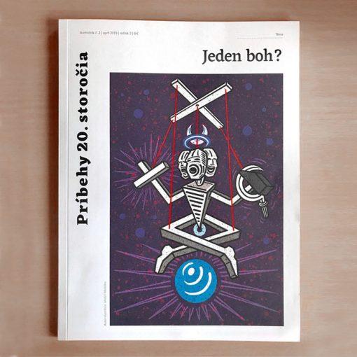 Post Bellum č.2/2019 - Jeden boh? / časopis