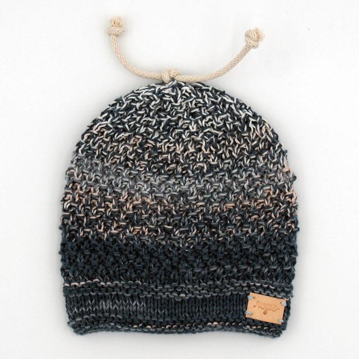 64512cd2c Pletená detská čiapka #7 / čiapočka - ArtAttack Shop