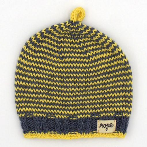 Pletená detská čiapka #6 / čiapočka