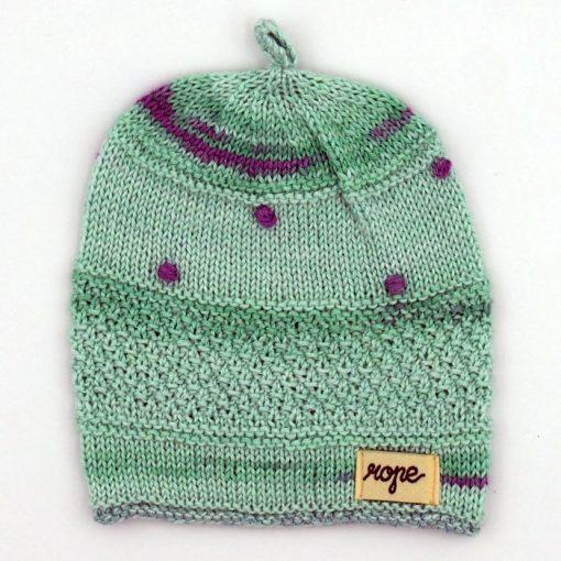 Pletená detská čiapka #4 / čiapočka