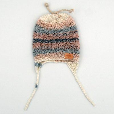 Pletená detská čiapka #2 / čiapočka
