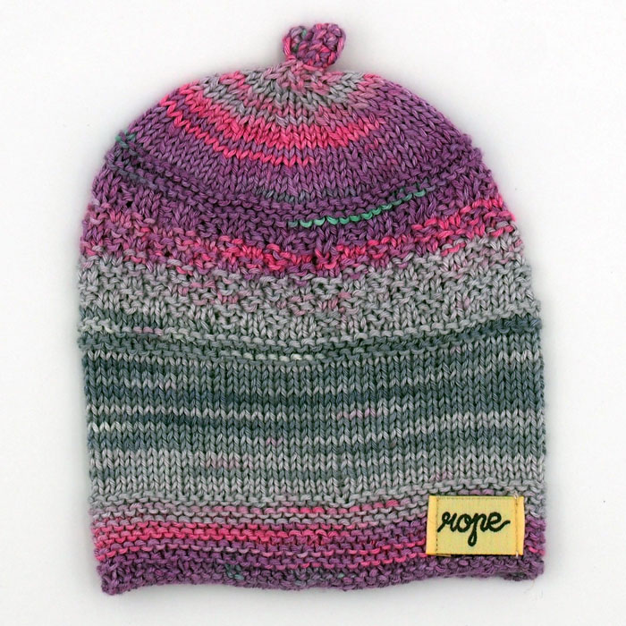 e3e7bed97 Pletená detská čiapka #1 / čiapočka - ArtAttack Shop
