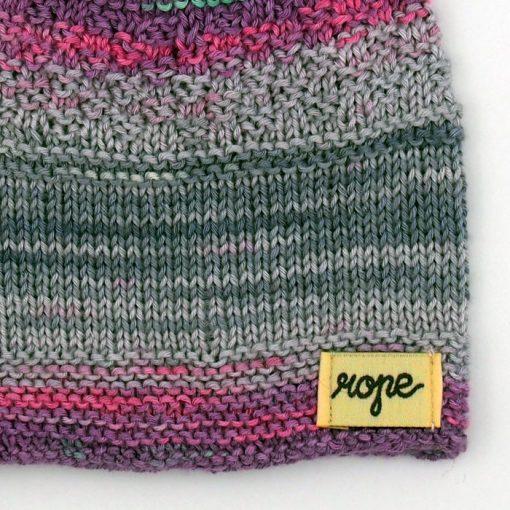 Pletená detská čiapka #1 / čiapočka