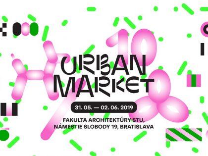 Jarný Urban Market 2019 v Bratislave
