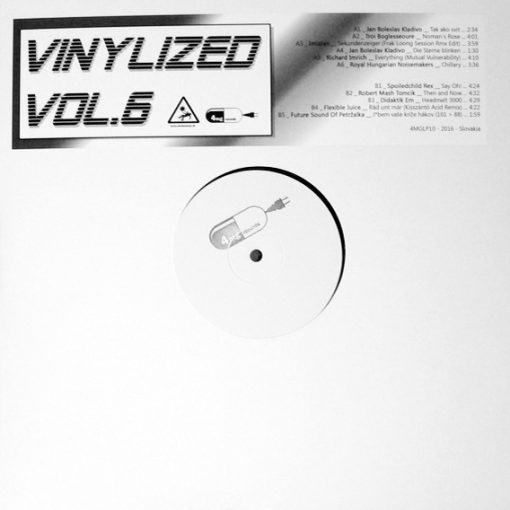 Vinylized Vol​.​6 / LP vinyl