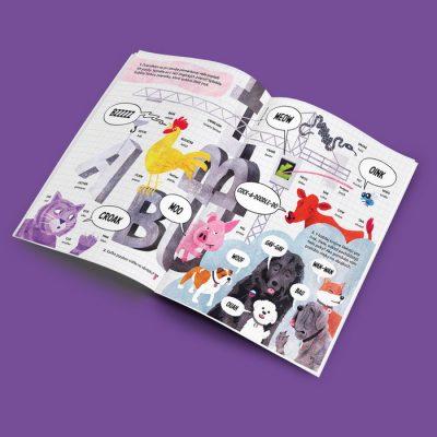 Bublina 9 časopis pre deti