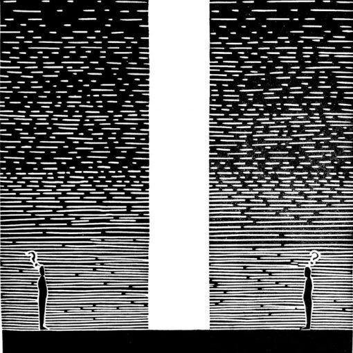 Ľudstvo a tak II. #3 - Lenka Štefánková / grafika