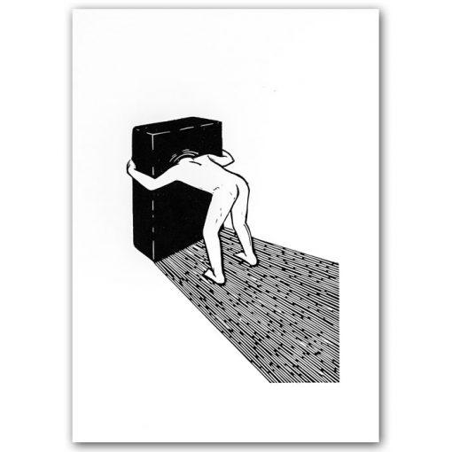 Ľudstvo a tak II. #5 - Lenka Štefánková / grafika