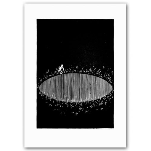 Ľudstvo a tak II. #6 - Lenka Štefánková / grafika