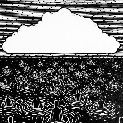 Ľudstvo a tak II. #8 - Lenka Štefánková / grafika