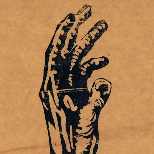 Hand #5 - Martin Malina / linorytová grafika
