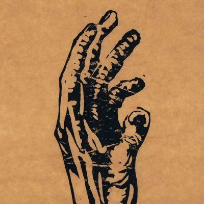 Hand #6 - Martin Malina / linorytová grafika