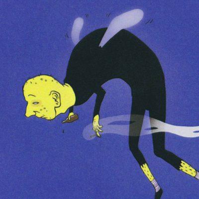 Hmyz #3 - Saturejka / pohľadnica