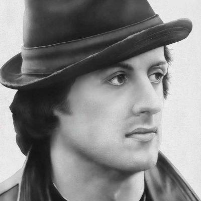 Rocky Balboa - Parxant - Abstraktné stavy / grafika