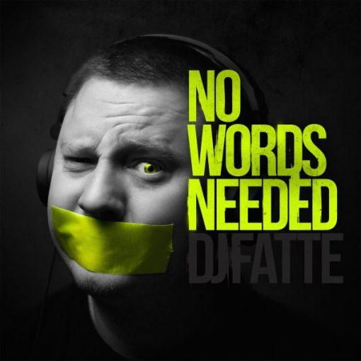 DJ Fatte - No words needed / LP vinyl