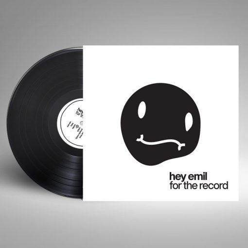 Hey Emil - For The Record / vinyl LP