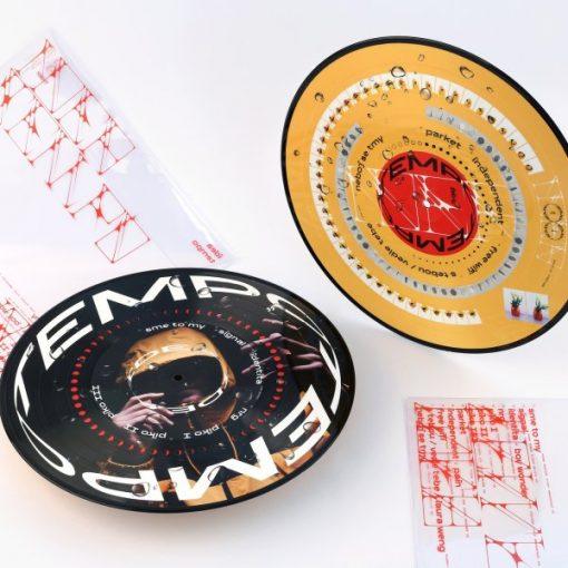 Idea - Tempo / LP vinyl