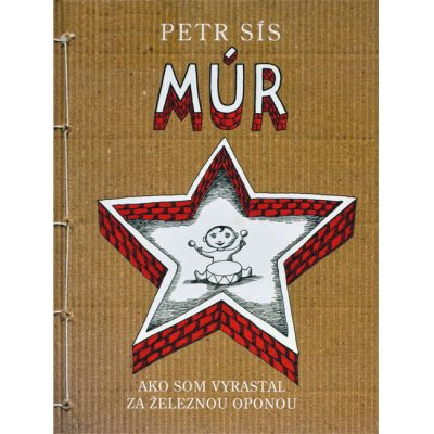 Múr - Petr Sís / komix kniha